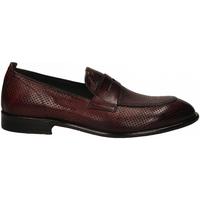 Pantofi Bărbați Mocasini Exton SOFT vinaccio