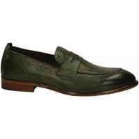 Pantofi Bărbați Mocasini Exton SOFT verde