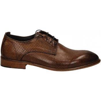 Pantofi Bărbați Pantofi Derby Exton SOFT camel