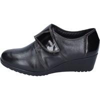 Pantofi Femei Mocasini Adriana Del Nista BM231 Negru