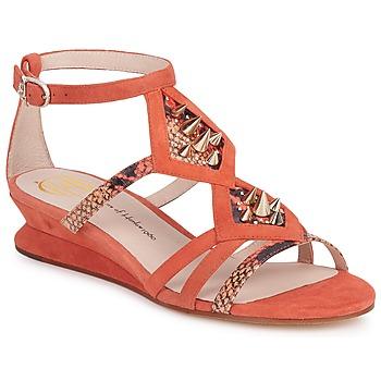 Pantofi Femei Sandale  House of Harlow 1960 CELINEY Corai