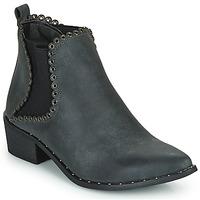 Pantofi Femei Botine Spot on F50939 Negru