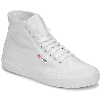 Pantofi Femei Pantofi sport stil gheata Superga 2295 COTW Alb