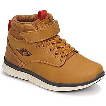 Pantofi Băieți Pantofi sport stil gheata Umbro JAGGY VLC Maro