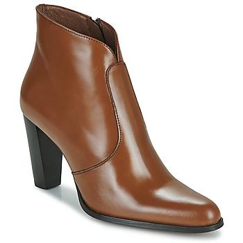 Pantofi Femei Botine Muratti ABRIL Coniac