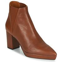 Pantofi Femei Botine Castaner OSCA Coniac