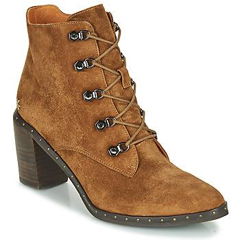 Pantofi Femei Botine Mam'Zelle NECLA Camel