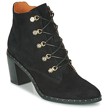 Pantofi Femei Botine Mam'Zelle NECLA Negru