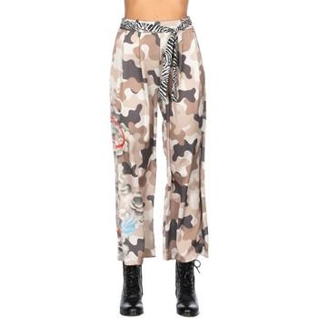 Îmbracaminte Femei Pantaloni fluizi și Pantaloni harem Relish SEDRE Camouflage