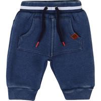 Îmbracaminte Băieți Pantalon 5 buzunare Timberland T94736 Albastru