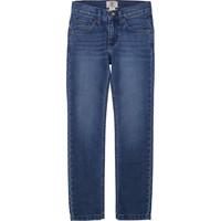 Îmbracaminte Băieți Jeans slim Timberland T24B15 Albastru