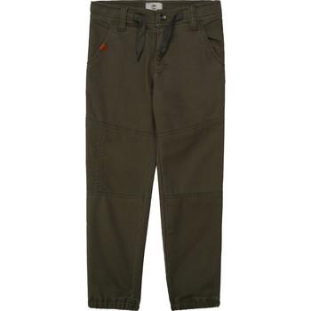 Îmbracaminte Băieți Pantalon 5 buzunare Timberland T24B11 Kaki
