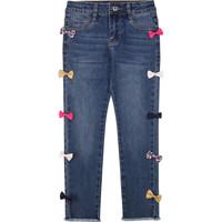 Îmbracaminte Fete Jeans slim Billieblush / Billybandit U14406 Albastru