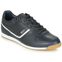 Pantofi Bărbați Pantofi sport Casual BOSS GLAZE LOWP NAHB Bleumarin