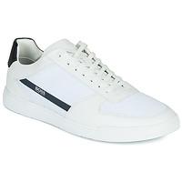 Pantofi Bărbați Pantofi sport Casual BOSS COSMOPOOL TENN MXME Alb