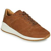 Pantofi Bărbați Pantofi sport Casual BOSS ELMNT RUNN NUSF Coniac