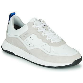Pantofi Bărbați Pantofi sport Casual BOSS TITANIM RUNN LTMX Alb