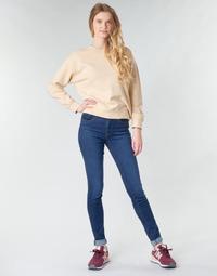 Îmbracaminte Femei Jeans skinny Levi's 721 HIGH RISE SKINNY Albastru