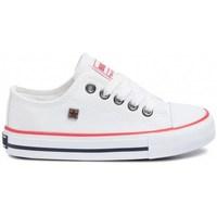Pantofi Copii Pantofi sport Casual Big Star FF374200 Alb