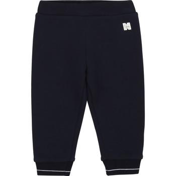 Îmbracaminte Fete Pantalon 5 buzunare Carrément Beau Y94200 Albastru
