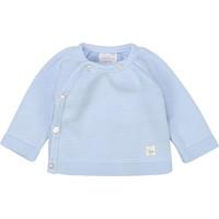 Îmbracaminte Băieți Tricouri cu mânecă lungă  Carrément Beau Y95232 Albastru