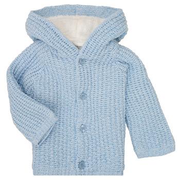Îmbracaminte Băieți Paltoane Carrément Beau Y96053 Albastru