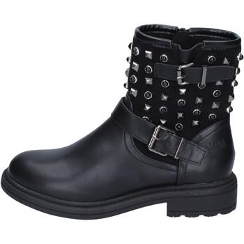 Pantofi Femei Botine Francescomilano BM296 Negru