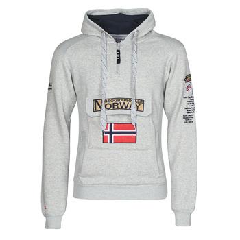 Îmbracaminte Bărbați Hanorace  Geographical Norway GYMCLASS Gri / Mixed