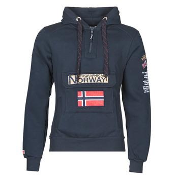 Îmbracaminte Bărbați Hanorace  Geographical Norway GYMCLASS Bleumarin