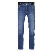 Îmbracaminte Fete Jeans skinny Calvin Klein Jeans IG0IG00639-1A4 Albastru