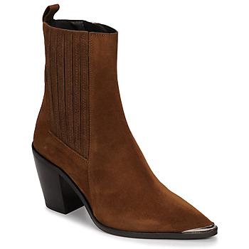 Pantofi Femei Botine Jonak BASAMA Maro