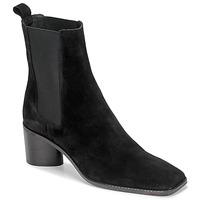 Pantofi Femei Botine Jonak BERGAMOTE Negru