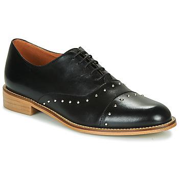 Pantofi Femei Pantofi Derby Jonak DOMUS Negru