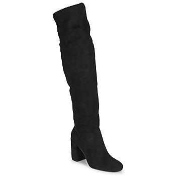 Pantofi Femei Cizme lungi peste genunchi Jonak MILO Negru