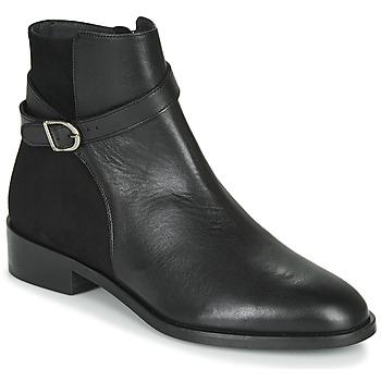 Pantofi Femei Ghete Jonak DOBS Negru
