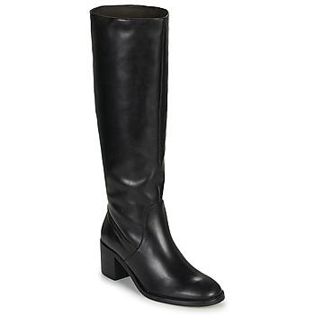 Pantofi Femei Cizme casual Jonak MAMELI Negru