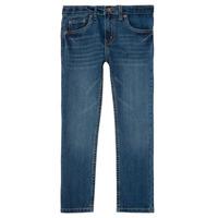 Îmbracaminte Băieți Jeans slim Levi's 511 SLIM FIT JEAN Albastru