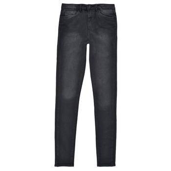 Îmbracaminte Fete Jeans skinny Levi's 720 HIGH RISE SUPER SKINNY Negru