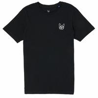 Îmbracaminte Băieți Tricouri mânecă scurtă Jack & Jones JJAARHUS TEE Negru