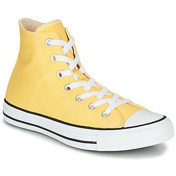 Pantofi Femei Pantofi sport stil gheata Converse CHUCK TAYLOR ALL STAR - SEASONAL COLOR Galben
