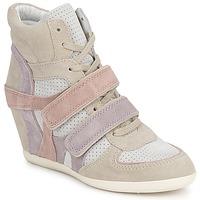 Pantofi Femei Pantofi sport stil gheata Ash BIXI Roz / Violet / Gri