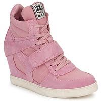 Pantofi Femei Pantofi sport stil gheata Ash COOL Roz