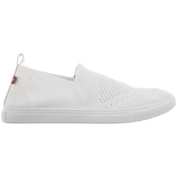 Pantofi Femei Pantofi Slip on Big Star FF274A608 Alb