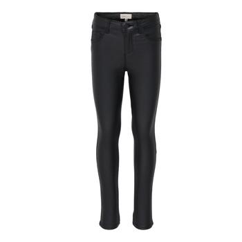 Îmbracaminte Fete Jeans slim Only KONROYAL Negru