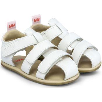 Pantofi Băieți Sandale  Bibi Shoes Sandale Baietei Bibi Afeto V Albe Alb