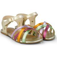 Pantofi Fete Sandale  Bibi Shoes Sandale Fete Bibi Mini Me Multicolor Altă culoare