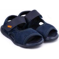 Pantofi Băieți Sandale  Bibi Shoes Sandale Baieti Bibi Basic Mini Naval Bleumarin