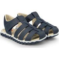Pantofi Băieți Sandale  Bibi Shoes Sandale Baieti Bibi Summer Roller New II Naval Bleumarin