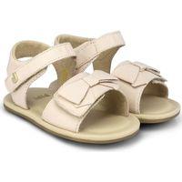 Pantofi Fete Sandale  Bibi Shoes Sandale Fetite Bibi Afeto V Sampanie Crem