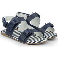 Pantofi Fete Sandale  Bibi Shoes Sandale Fete Bibi Baby Birk Mini Naval Bleumarin